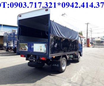 Xe tải Jac 3T5 phục vụ cho các trường dạy lái xe. Giá bán xe tải Jac 3t5 phục vụ trường lái