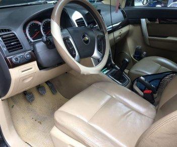 Cần bán Chevrolet Captiva đời 2006, màu đen, nhập khẩu