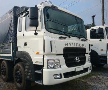 Cần bán Hyundai HD 320-18T đời 2019, màu trắng, xe nhập giao ngay