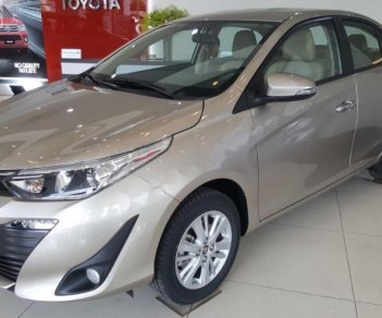 Bán ô tô Toyota Vios 1.5G đời 2019, giá chỉ 570 triệu