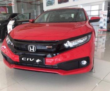 Bán Honda Civic đời 2019, màu đỏ, nhập khẩu nguyên chiếc, giá cạnh tranh