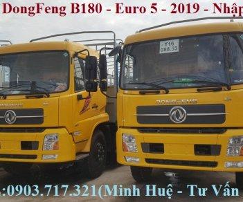 Bán xe tải DongFeng Hoàng Huy 9T - 9 tấn - Xe tải DongFeng B180 tải cao 9 tấn