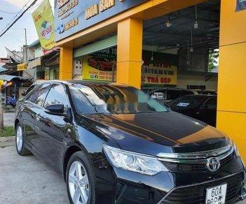 Cần bán Toyota Camry 2.5Q đời 2017, odo hơn 4 vạn