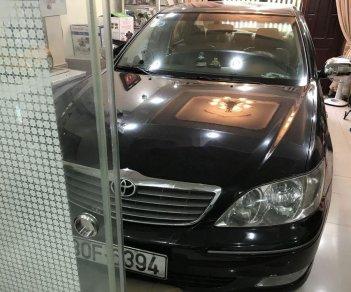Bán Toyota Camry năm 2003, màu đen