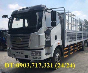 Thông số kỹ thuật xe tải Faw 7T25 thùng dài 9m7. Gía bán xe tải Faw 7T25 thùng dài gần 10m