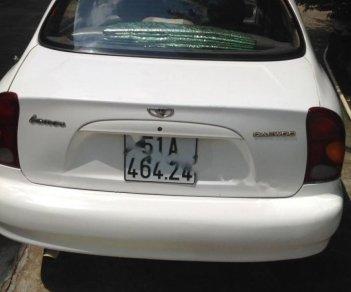 Bán xe cũ Daewoo Lanos LS năm 2001, màu trắng, giá chỉ 80 triệu