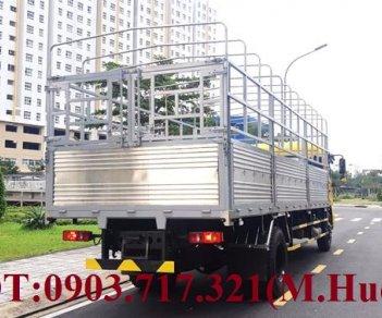 Bán xe tải Dongfeng B180 nhập khẩu, thùng 7m7, giá cạnh tranh, giao xe ngay