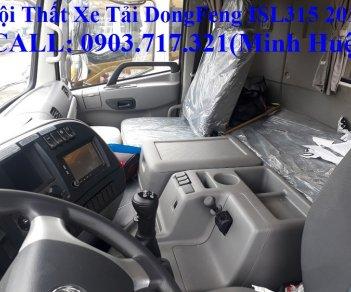 Xe tải DongFeng Hoàng Huy 4 chân/ Xe tải Dongfeng 4 chân nhập khẩu Hoàng Huy 2019