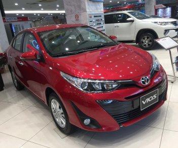 Bán Toyota Vios 1.5G đời 2020, màu đỏ, giá tốt nhất