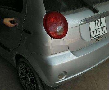 Cần bán Chevrolet Spark 2009, màu xám, nhập khẩu, 120tr