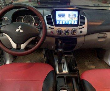 Xe Mitsubishi Triton 4x4 AT năm 2011, màu bạc, nhập khẩu Thái Lan chính chủ giá cạnh tranh