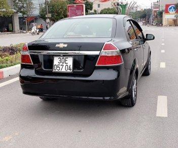 Cần bán nhanh chiếc Daewoo Gentra 2008 độ full Chevrolet Aveo 2012, màu đen, giao nhanh