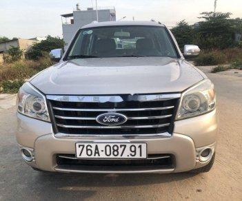 Cần bán xe Ford Everest sản xuất 2009 số tự động