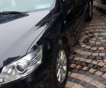 Bán Toyota Camry đời 2010, màu đen