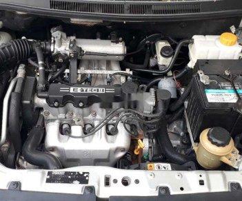 Cần bán lại xe Daewoo Gentra đời 2006, màu bạc xe gia đình