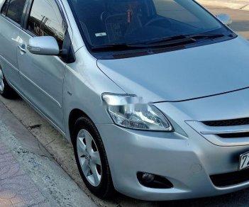 Bán Toyota Vios đời 2008, màu bạc