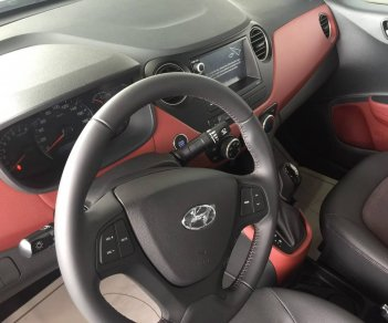 Hyundai Grand I10 AT, MT 2021 - Giảm nóng 50 triệu - Cam kết giá tốt nhất hệ thống