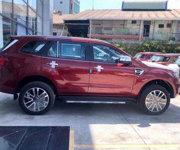 Ford Everest 2020 khuyến mãi giảm tiền mặt + tặng phụ kiện lên đến 80tr