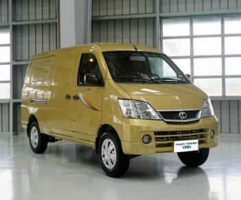 Bán xe tải Thaco - ô tô tải Van 945kg tại Thaco Trọng Thiện Hải Phòng