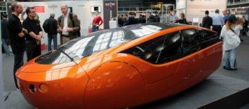 Chiêm ngưỡng những mẫu xe in 3D độc nhất thế giới