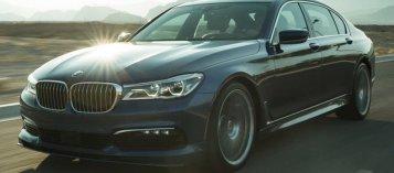 Cùng chiêm ngưỡng tuyệt phẩm BMW Alpina B7
