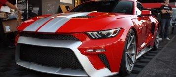5 mẫu xe độ đẹp nhất tại SEMA Show 2016