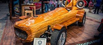 Ngắm dàn xe độ dị nhất thế giới tại triển lãm SEMA