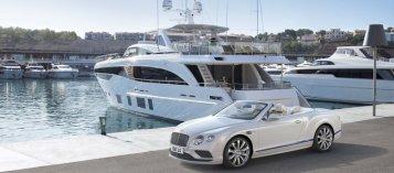 Phiên bản Continental GT Convertible mang cảm hứng du thuyền