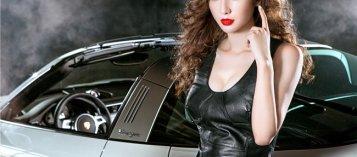 Người đẹp và xe Porsche 911 Targa 4S: Cổ điển và sang trọng
