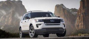 Đánh giá xe Ford Explorer 2018 thu hút mọi ánh nhìn, chắc chắn và phong cách