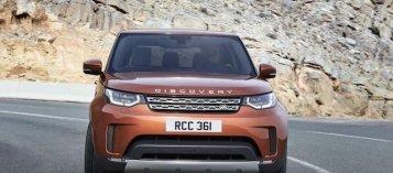 Đánh giá xe Land Rover Discovery 2018: Mẫu SUV gia đình số một hiện nay