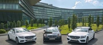 Mercedes-Benz phá kỷ lục doanh số trong 5 năm liên tiếp