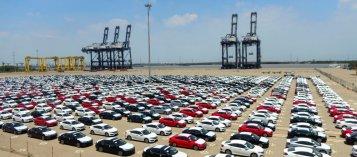 Thị trường ô tô nhập khẩu tại Việt Nam khởi sắc trong tháng 3/2018