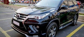 Toyota Fortuner cũ được rao bán cao hơn giá gốc 100 triệu