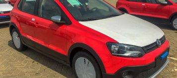Đánh giá xe Volkswagen Cross Polo 2018 tại Việt Nam