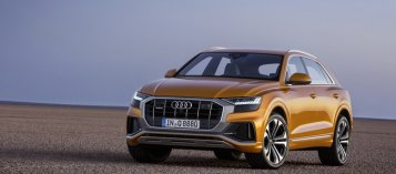 Audi Q8 ra mắt với nhiều ưu điểm vượt trội