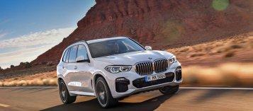 BMW X5 2019 ra mắt, trở thành đối thủ của Mercedes-Benz GLE