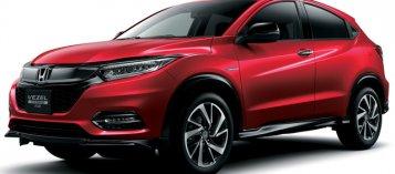 Honda HR-V facelift 2018 chuẩn bị ra mắt người tiêu dùng Thái Lan