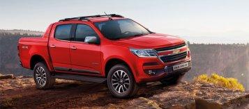 Chevrolet Colorado bổ sung phiên bản mới, ưu đãi 50 triệu trong tháng 7 cho khách Việt