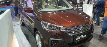 Suzuki Ertiga thế hệ mới nhiều khả năng sẽ về Việt Nam