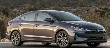 Hyundai Elantra 2019 sắp ra mắt với nhiều cập nhật mới