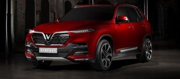 VinFast chính thức hé lộ hai mẫu SUV và sedan sắp ra mắt