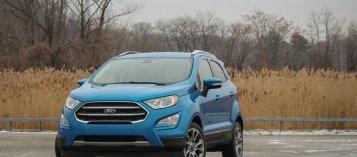 7.000 chiếc Ford EcoSport bị thu hồi do lỗi phần mềm PCM
