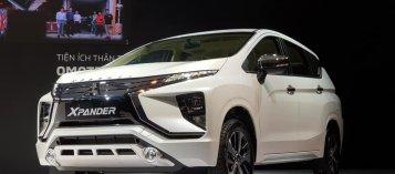 Đánh giá xe Mitsubishi Xpander 2019 1.5 AT, giá từ 650 triệu đồng