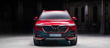 Đánh giá xe VinFast LUX SA2.0 – SUV đầu tiên mang thương hiệu Việt