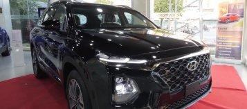 Đánh giá xe Hyundai Santa Fe 2019 bản cao cấp mới ra mắt Việt Nam