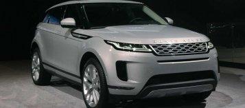 Range Rover Evoque 2020 chính thức trình làng tại Triển lãm Chicago