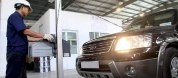 Những lưu ý khi làm thủ tục đăng kiểm ô tô và các loại phí phải nộp