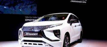 Sốc: Mitsubishi Xpander trở lại với doanh số kỷ lục trong tháng 3