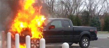 Ford F-Series triệu hồi hàng loạt xe do lỗi hệ thống làm ấm